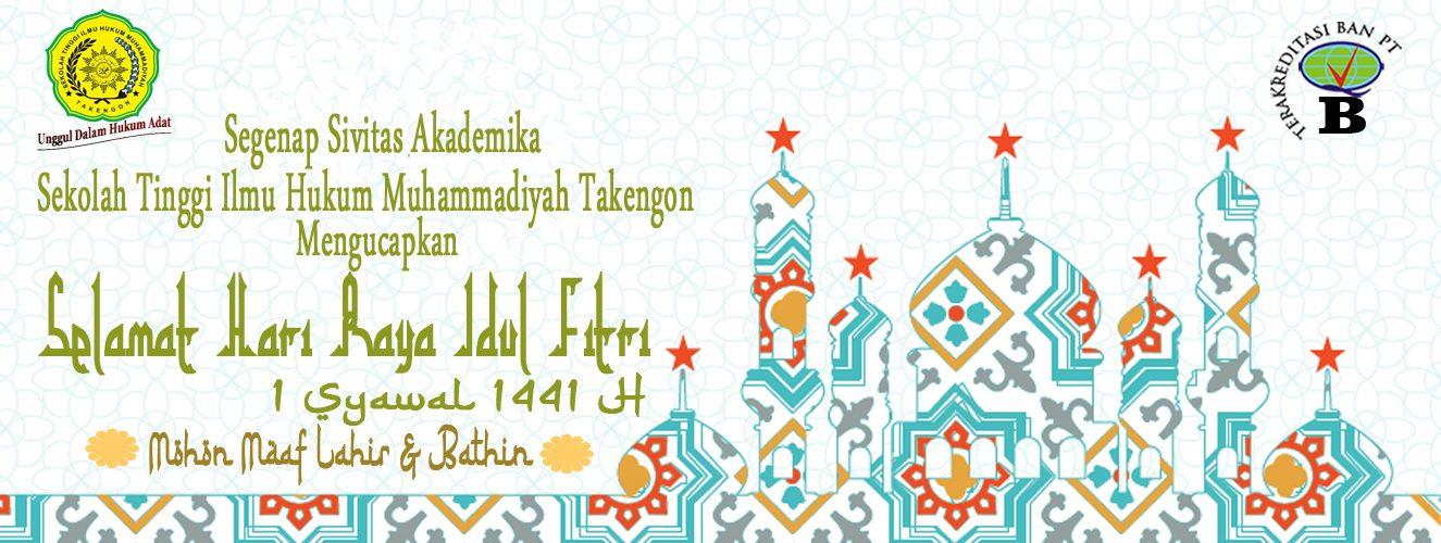 Ucapan Idul Fitri 2020