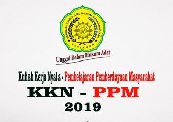Ukuran Berita & Informasi KKN-PPM